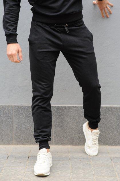 Спортивные штаны мужские WB размер XXL черные - изображение 1