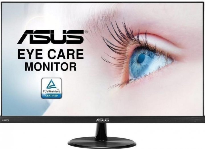 """Монитор 23.8"""" Asus VP249HE (90LM03L0-B02170) - изображение 1"""