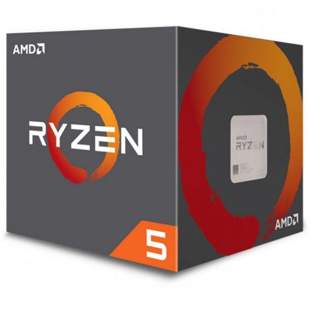 Процессор AMD Ryzen 5 1600 (YD1600BBAFBOX) - изображение 1