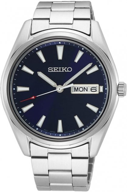 Чоловічий годинник SEIKO SUR341P1 - зображення 1