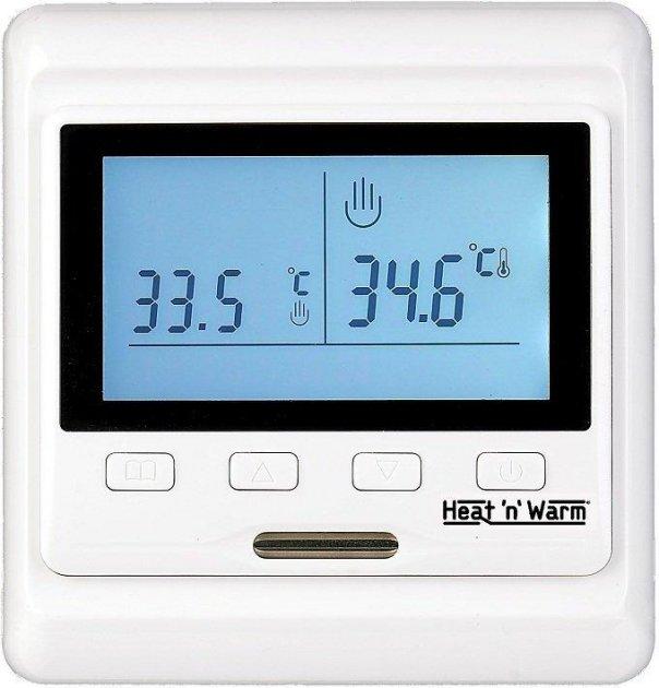 Програмований терморегулятор Grand Meyer 3600 Вт 16 А (HW-500) - зображення 1
