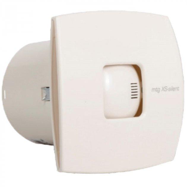 Вытяжной вентилятор MAK TRADE A120XS-K с клапаном Крем - изображение 1