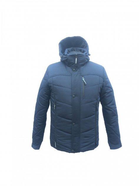 Куртка Season П 109 48 Синяя - изображение 1