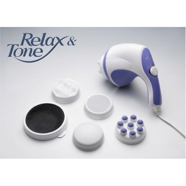 Массажер для похудения, для тела, рук и ног Relax and Tone (Релакс Тон) Relax&Tone - изображение 1