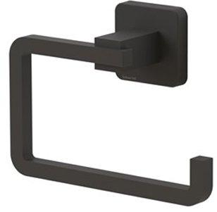 Держатель для туалетной бумаги TEKNO-TEL MG394 чёрный матовый