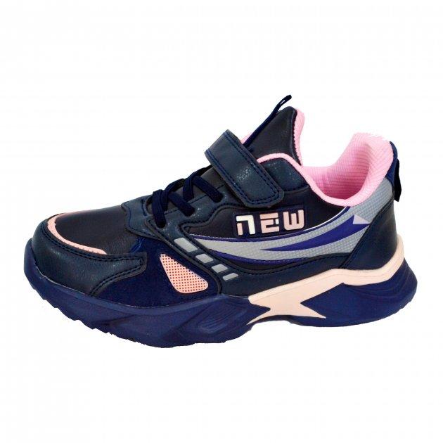 Кроссовки для девочек Том.М СТ7855 35(р) - изображение 1