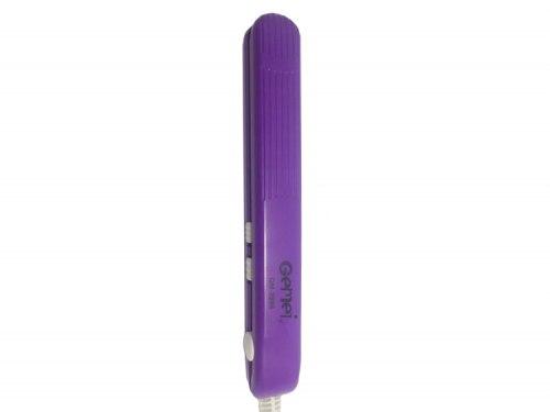 Утюжок выпрямитель для волос Gemei GM-2986 Purple - изображение 1