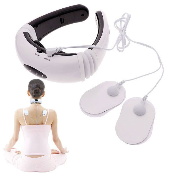 Массажер для шеи Cervical Vertebra электростимулятор массажер для шеи - изображение 1