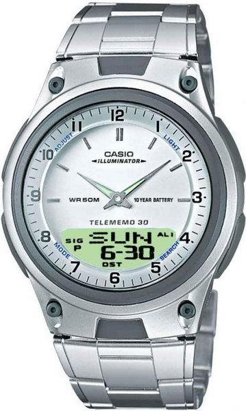 Чоловічий наручний годинник Casio AW-80D-7AVEF - зображення 1