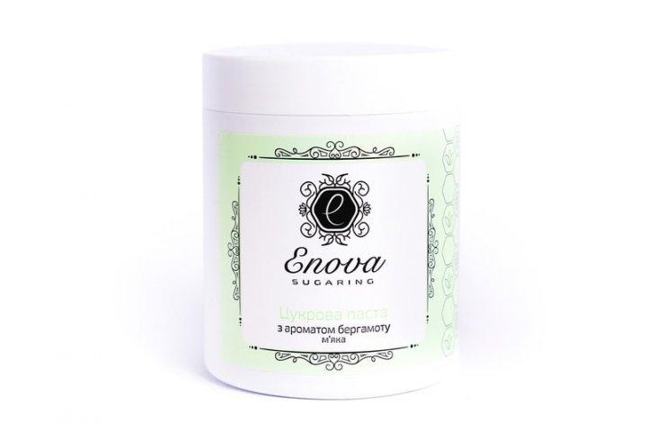 Сахарная паста Enova мягкая с ароматом бергамота 700 г - изображение 1