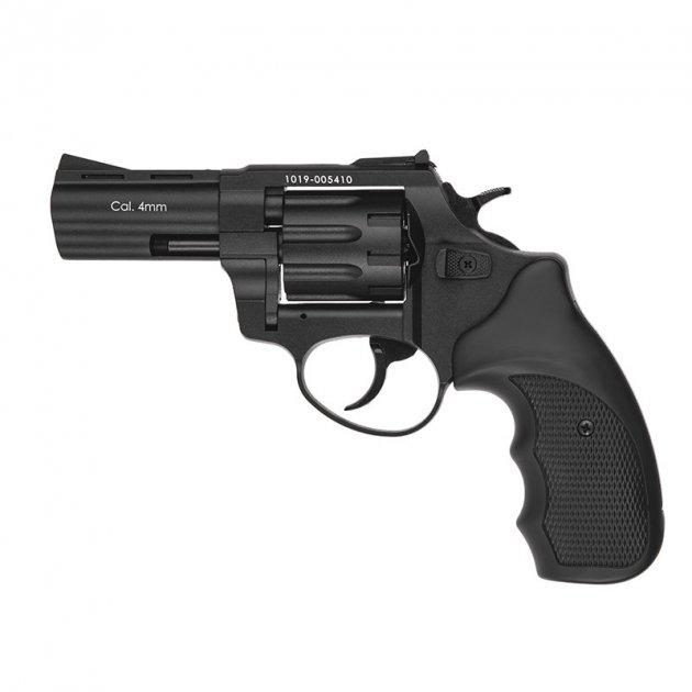 """Револьвер під патрон Флобера Stalker S (3"""", 4.0 мм), чорний - зображення 1"""