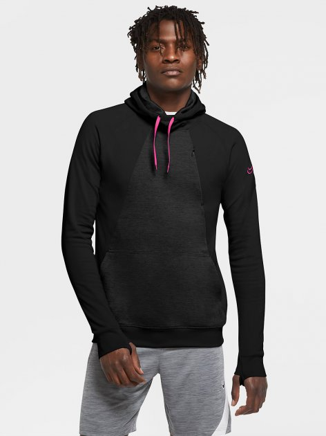 Худі Nike M Nk Dry Acd Hoodie Po Fp Ht CQ6679-010 XL Чорне (194494005631) - зображення 1