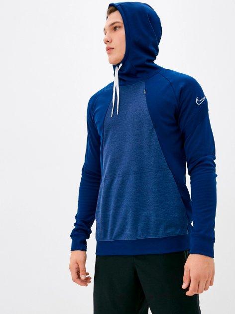 Худи Nike M Nk Dry Acd Hoodie Po Fp Ht CQ6679-492 M Синее (194494005730) - изображение 1