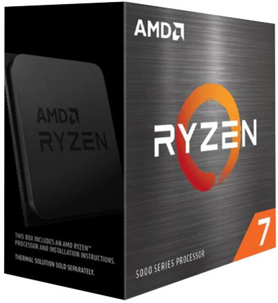 Процессор AMD Ryzen 7 5800X 3.8GHz/32MB (100-100000063WOF) sAM4 BOX - изображение 1