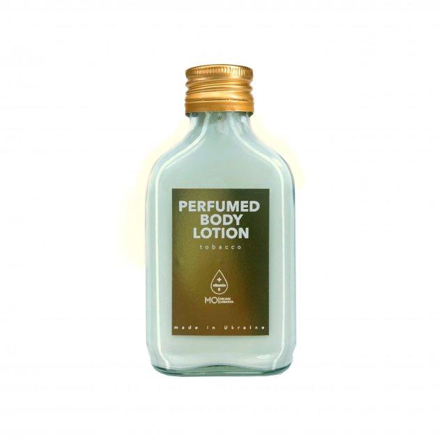 Лосьйон для тіла MO cosmetics Perfumed Body Lotion Tobacco ароматизований зволожуючий, 100 мл - зображення 1