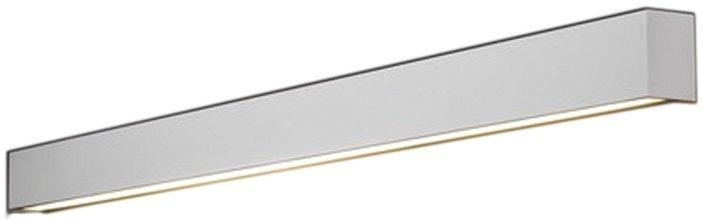Настінний світильник Nowodvorski NW-9612 Straight wall LED white L - зображення 1