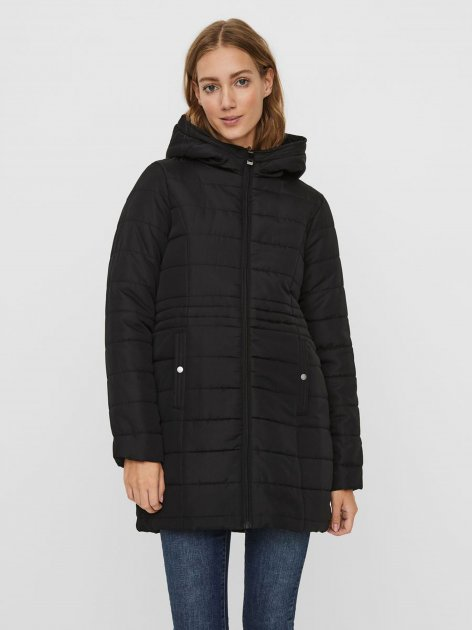 Куртка Vero Moda 10230853 M Black (5714911156453) - изображение 1