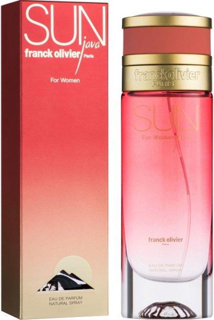 Парфюмированная вода для женщин Franck Olivier Java Sun 50 мл (3516640511334) - изображение 1