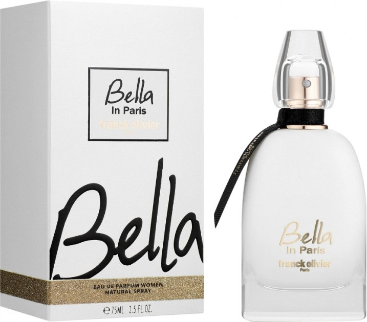 Парфюмированная вода для женщин Franck Olivier Bella in Paris 75 мл (3516641842321) - изображение 1
