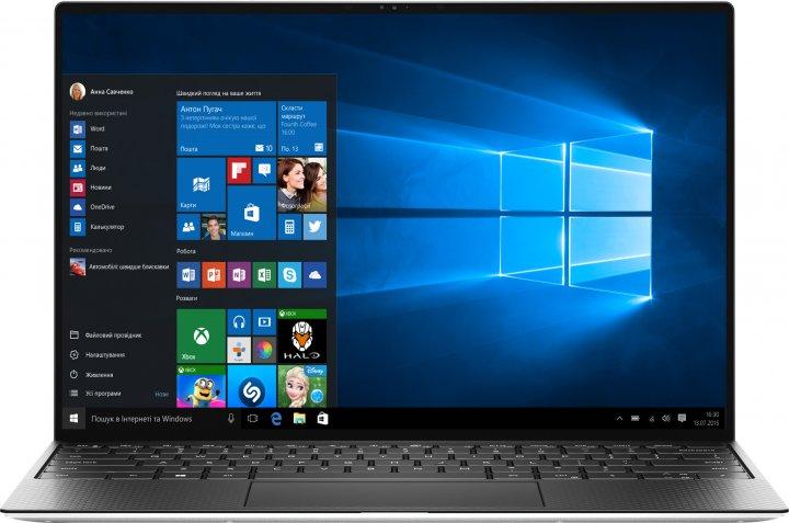 Ноутбук Dell XPS 13 9300 (X3732S5NIW-75S) Platinum Silver пошкоджена упаковка - зображення 1