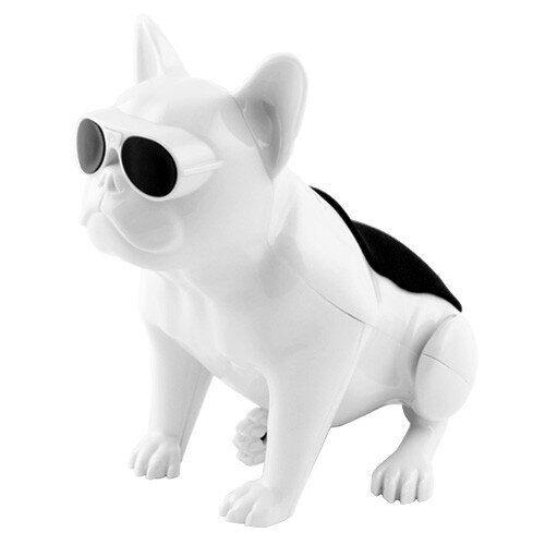 Bluetooth-колонка Aerobull DOG S5, c функцией speakerphone Белая - изображение 1