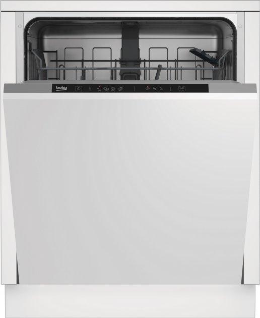 Встраиваемая посудомоечная машина BEKO DIN34322 - изображение 1