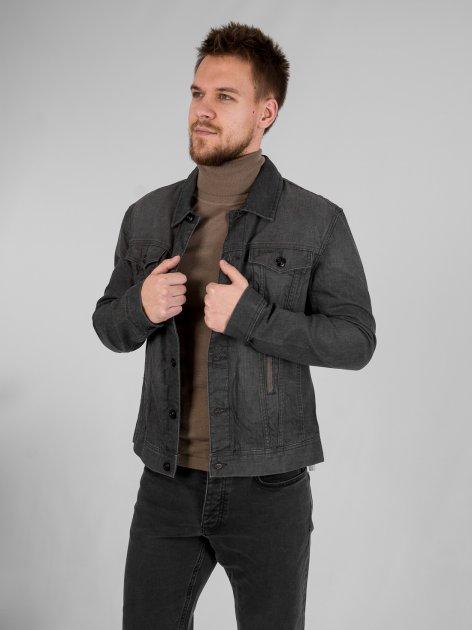 Куртка Jack & Jones 216357504 L (80472L) Серый - изображение 1
