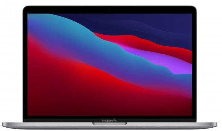 "Ноутбук Apple MacBook Pro 13"" M1 512GB 2020 (MYD92) Space Gray - изображение 1"
