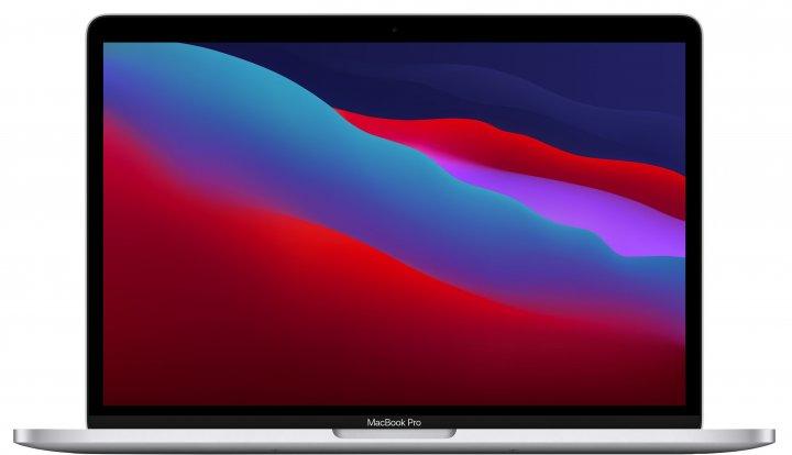 """Ноутбук Apple MacBook Pro 13"""" M1 256GB 2020 (MYDA2) Silver - изображение 1"""