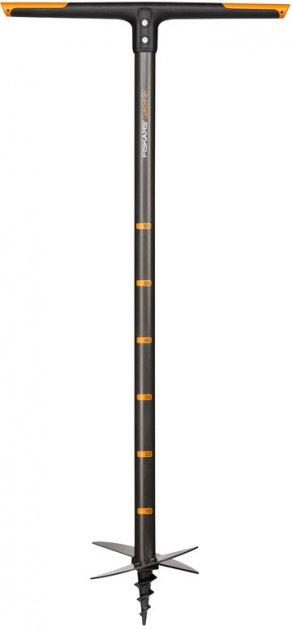 Садовый бур большой Fiskars QuikDrill L (1000640/134730) - изображение 1