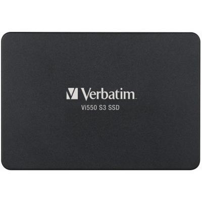 """Накопитель SSD 2.5"""" 256GB Verbatim (49351) - зображення 1"""