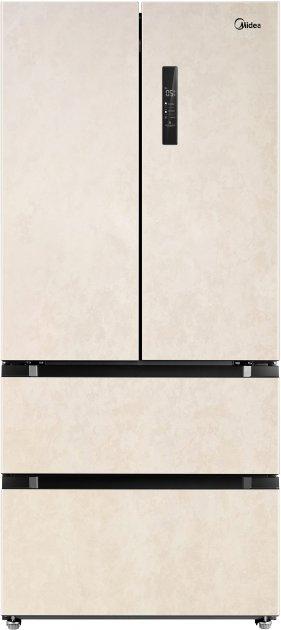 Многодверный холодильник MIDEA HQ-610WEN (BE) - изображение 1
