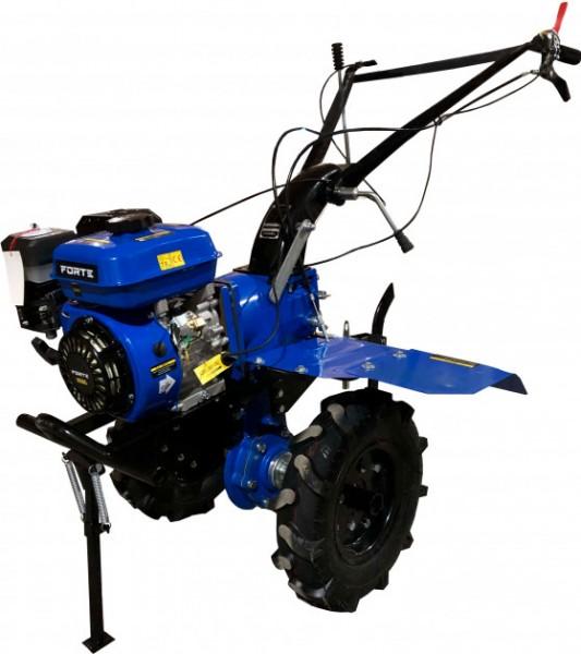 """Культиватор Forte 1050G (колеса 10"""", 7 л.с.) Синий (F00210207) - изображение 1"""