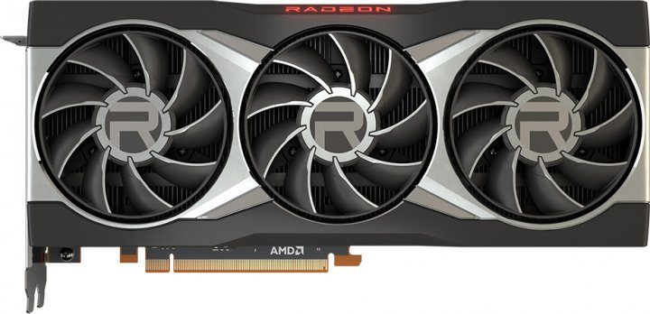 Gigabyte PCI-Ex Radeon RX 6900 XT 16G 16GB GDDR6 (256bit) (2015/16000) (USB Type-C, HDMI, 2 x DisplayPort) (GV-R69XT-16GC-B) - зображення 1