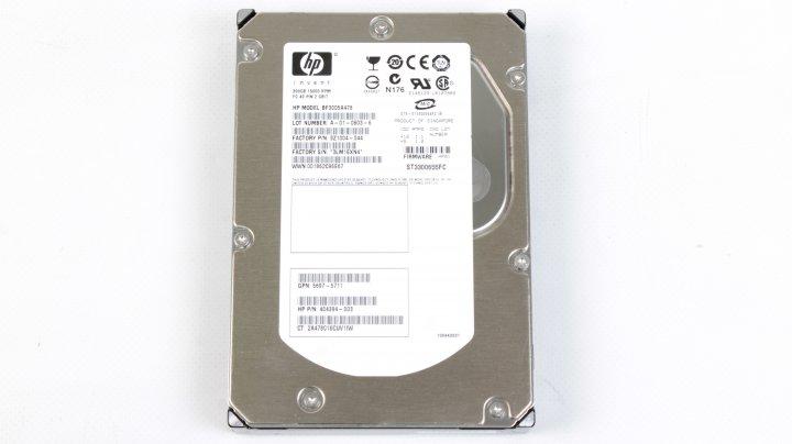 """Жорсткий диск HP 3.5"""" 15000rpm 2GBit 300GB (ST3300655FC) - зображення 1"""