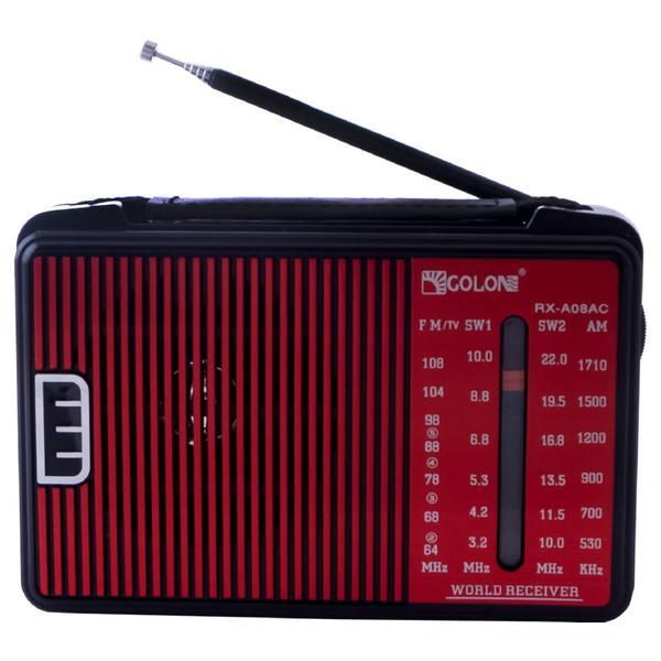 Радіоприймач Golon RX-A08AC (RX-A08AC) - зображення 1