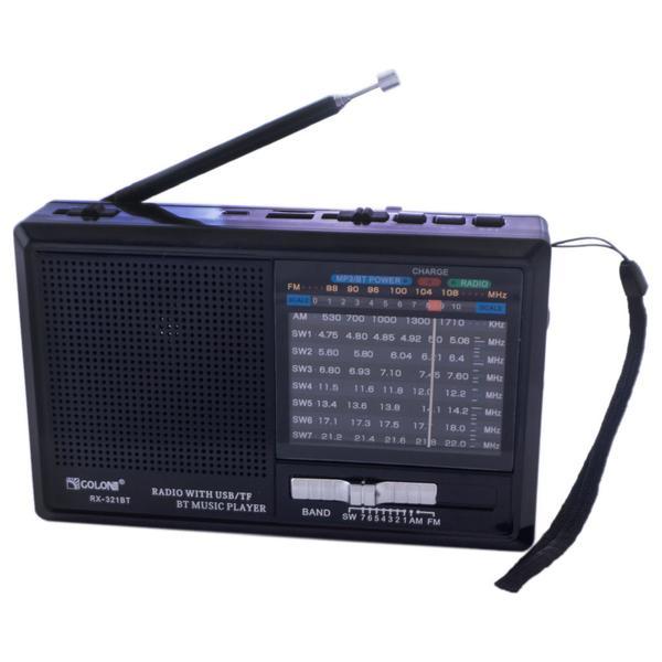 Радіоприймач Golon RX-321 BT (RX-321BT) - зображення 1