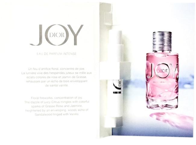 Пробник Парфюмированная вода для женщин Christian Dior Joy By Dior Intense 1 мл (3348901487474/3348901487467) - изображение 1