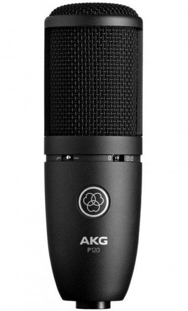 Микрофон студийный AKG P120 - изображение 1