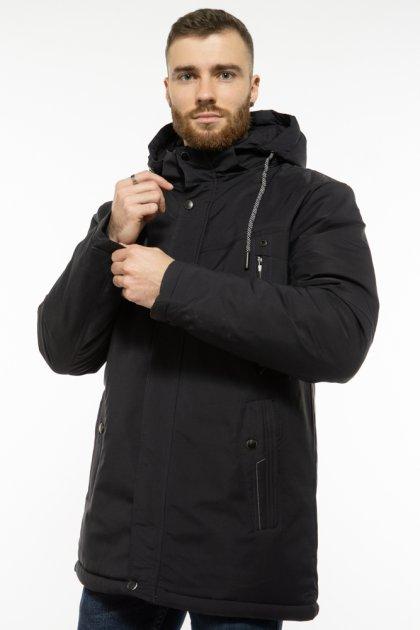 Куртка с капюшоном Time of Style 191P953 48 Чернильный - изображение 1