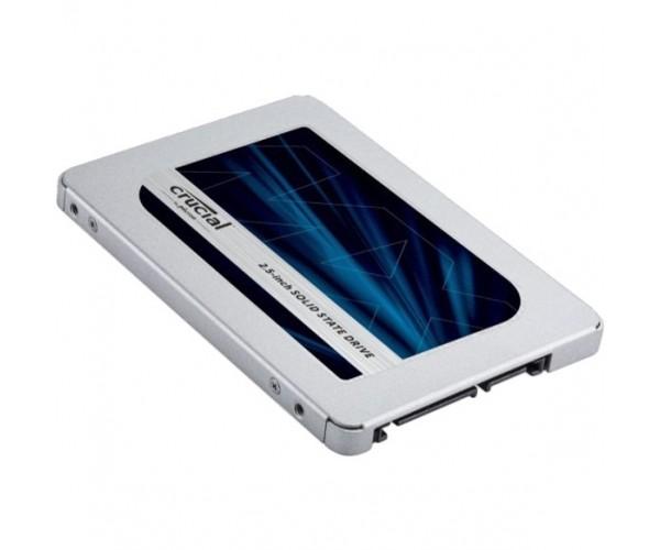 SSD накопитель Crucial MX500 2.5 2 TB (CT2000MX500SSD1) - изображение 1