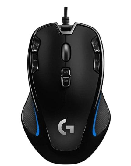 Мышь Logitech G300S Black (910-004345) - изображение 1