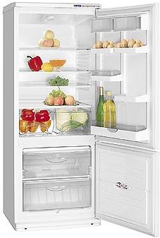 Двухкамерный холодильник ATLANT XM-4009-000 - изображение 1