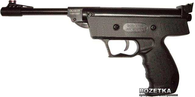 Пневматичний пістолет XTSG XT-S3 - зображення 1