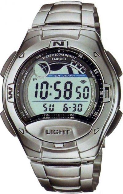 Мужские часы CASIO W-753D-1AVES/W-753D-1AVEF - изображение 1