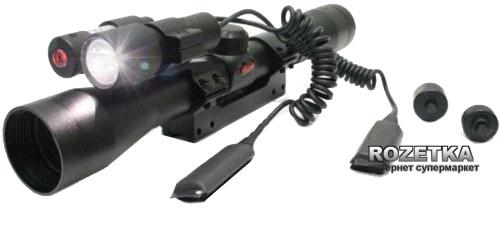 Оптичний приціл Gamo 3-9x40 WRV (VE39x40WRV) - зображення 1