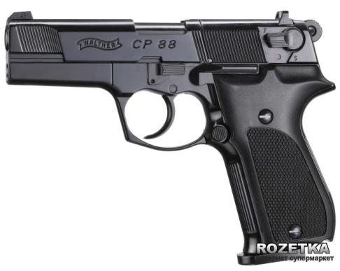Пневматичний пістолет Umarex Walther Mod.CP88 4 (416.00.00) - зображення 1