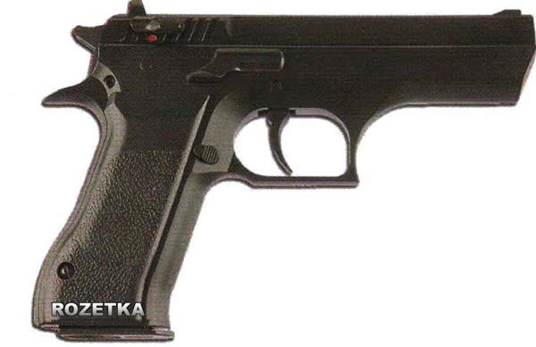 Пневматичний пістолет KWC KM43(Z) (AAKCMD431AZB) - зображення 1
