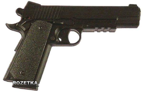 Пневматичний пістолет KWC KM42(Z) (1911/KM42ZDHN) - зображення 1