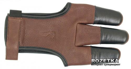 Рукавичка для стрільби з лука Bearpaw Deerskin L (70888_L) - зображення 1
